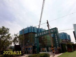 2019.6.11正商金域世家工程实景图
