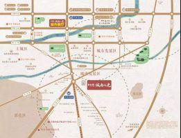碧桂园城南之光区位图