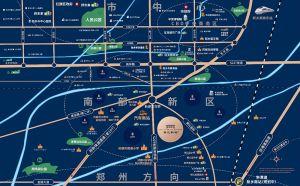 南苑新城区位图