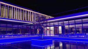 蓝光万华湖畔花苑展厅实景图