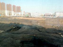 高晟福润城工程进度11.28