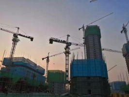 正商金域世家工程进度2019.12.11