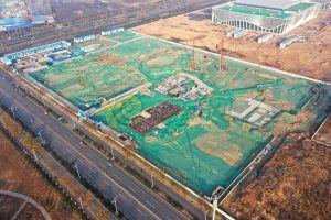 碧桂园时代城工程进度2020年1月