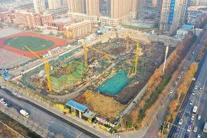 华天珑悦工程进度2020年1月