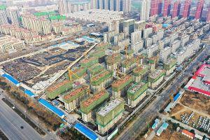 东哲中南府工程进度2020年1月
