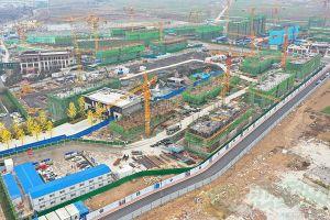 和海和悦府工程进度2020年1月