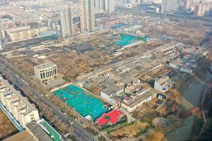 鲲鹏香溪湾工程进度2020年1月