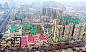 国悦城2019年12月实景航拍