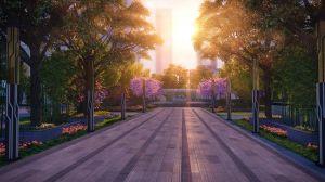 金谷东方广场未来+景观