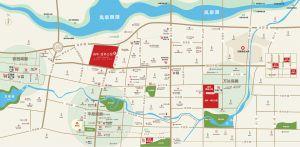 润华翡翠公馆区位图图