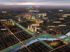 国悦城三期区位鸟瞰