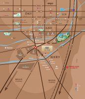 元林悦龙台区位图