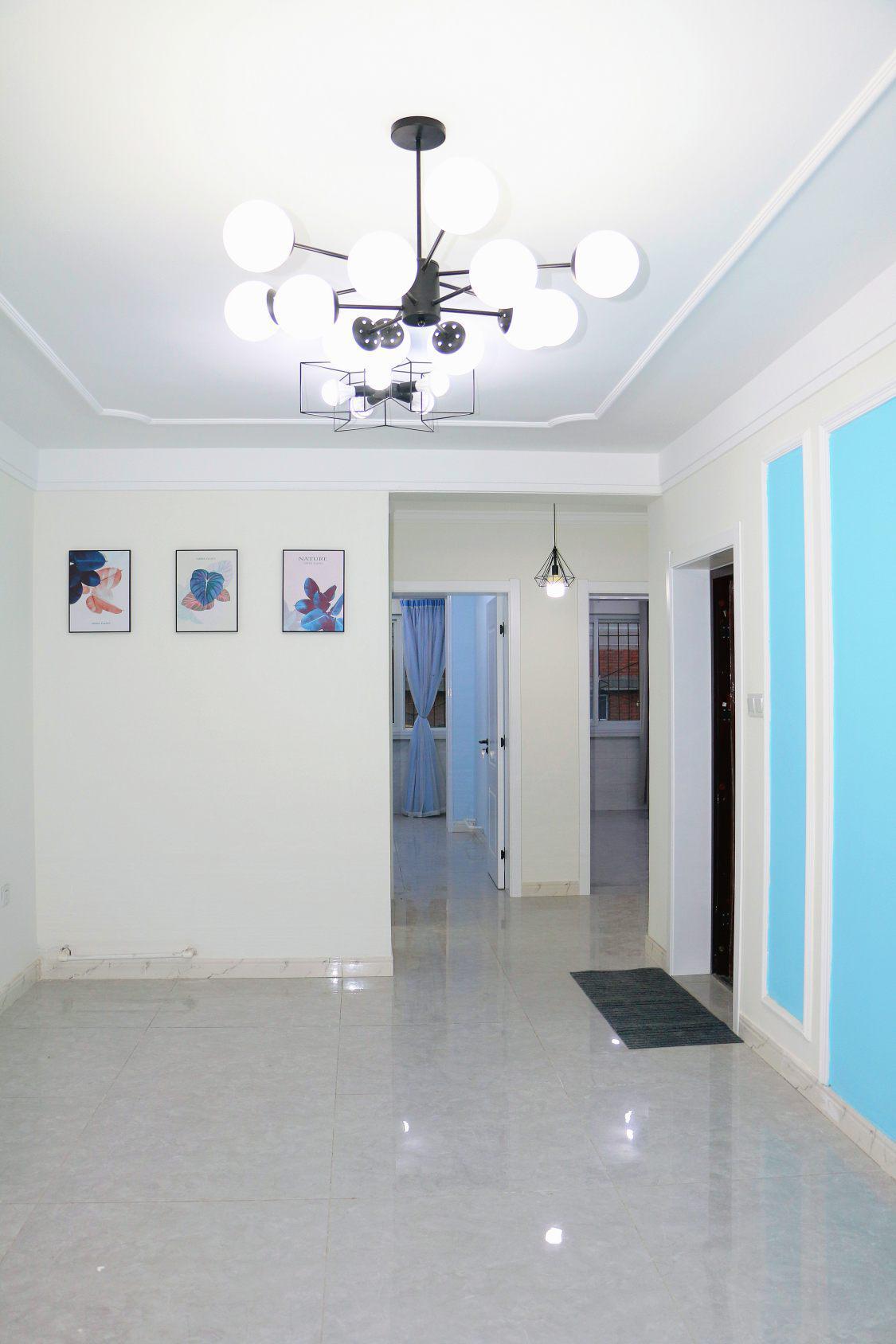 工人街小区 2室1厅1卫 精装70平