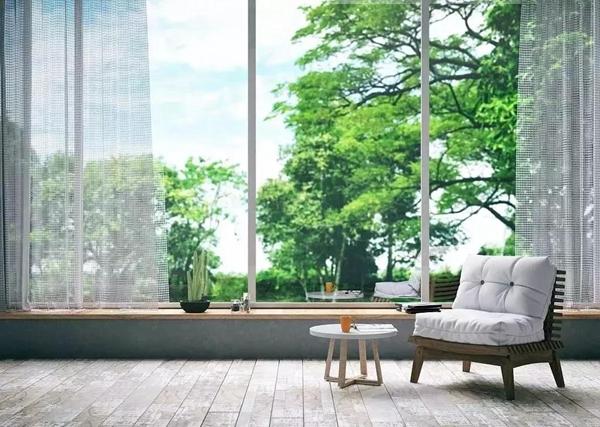 大禹湖畔双层LOW-E中空玻璃 于繁华处体验静谧舒适生活